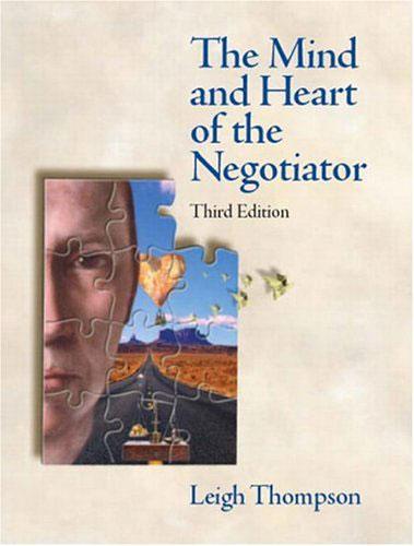 La mente y el corazón del negociador