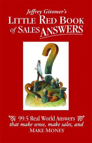 El pequeño libro rojo de las respuestas sobre ventas