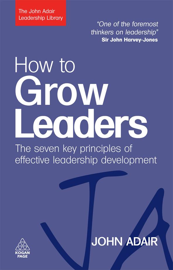 Cómo desarrollar líderes