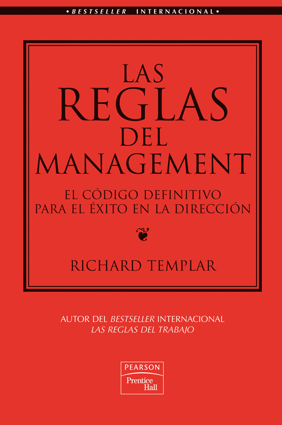 Las reglas del Management