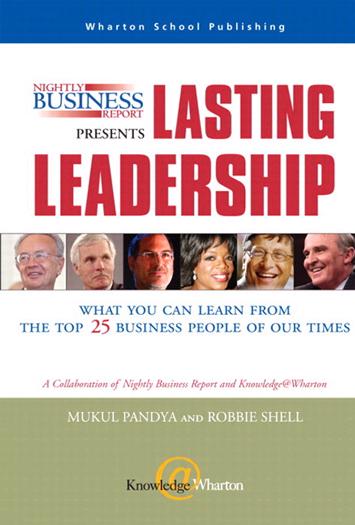 Lecciones de los 25 líderes más influyentes