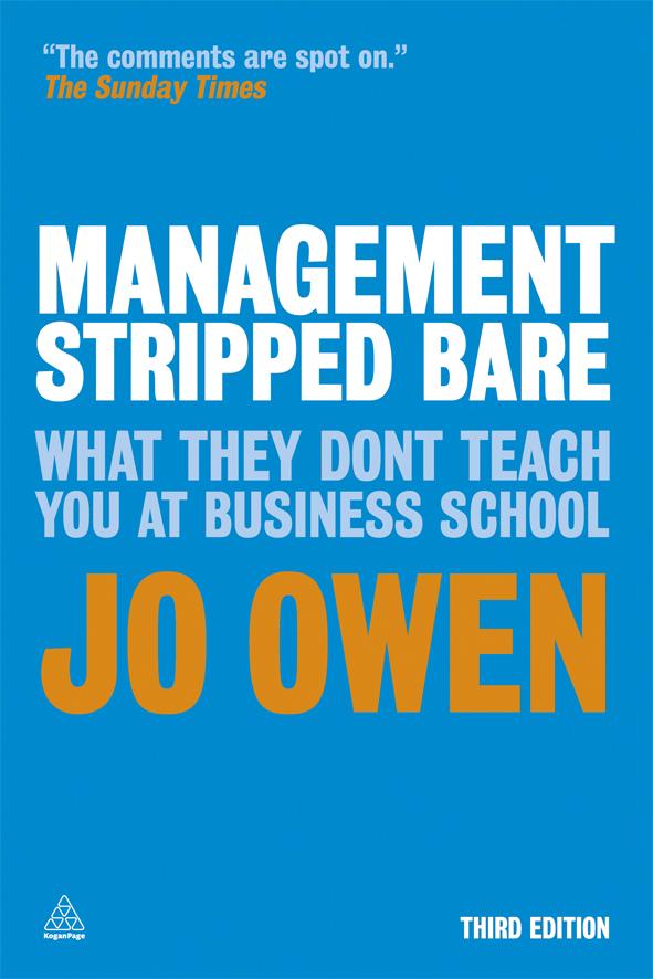 El management al desnudo