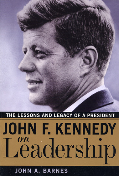El liderazgo al estilo de John F. Kennedy
