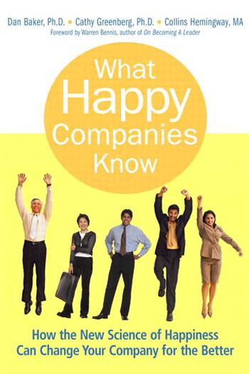Lo que saben las empresas felices