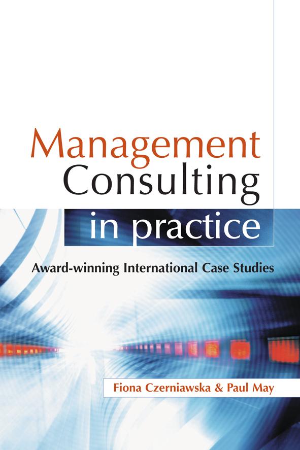 La consultoría en la práctica