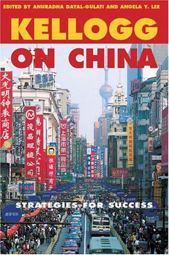Kellogg sobre China