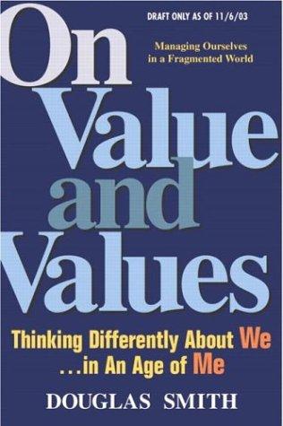 Valor económico y valores humanos
