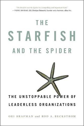 La estrella de mar y la araña