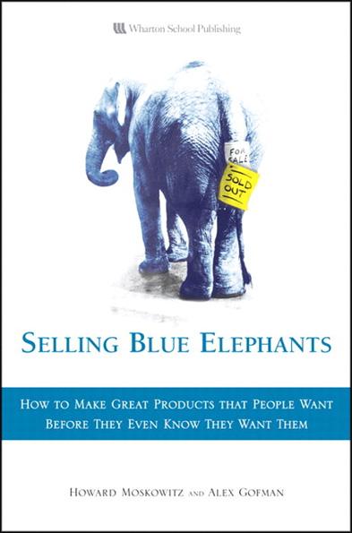 Vendiendo elefantes azules