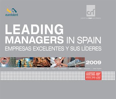 Líderes en España 2009